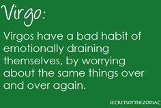 Virgo...completely guilty