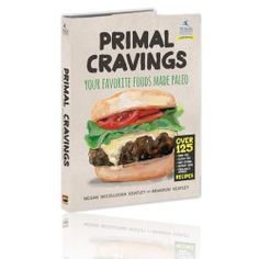 Primal Cravings: Your Favorite Foods Made Paleo   Inside you'll find 100% low-sugar, grain-free, gluten-free, industrial oil-free recipes all accompanied by full color photos. To avoid excess phytate and omega-6 PUFA content, this book is almost completely free of nut flours and nut butters as ingredients.