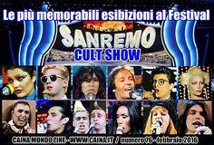 Sanremo Cult Show: le più memorabili esibizioni al Festival di Sanremo