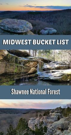 Southern Illinois is home to incredible landscapes of dramatic rock formations and stunning vistas. Here are the top Shawnee National Forest attractions. break ideas in illinois Exploring Shawnee National Forest in a Weekend – Dang Travelers Daniel Boone National Forest, Shawnee National Forest, Pacific Crest Trail, Alaska, Best Places To Camp, Places To Travel, Travel Destinations, Borneo, Weekend Trips