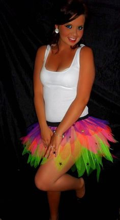 Ravin Stardust Sparkle Adult Tutu Sweet 16 Party by tutufactory, $33.00
