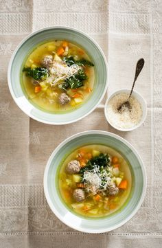 Een Italiaanse kerstsoep: zuppa santé Ethnic Recipes, Food, Essen, Meals, Yemek, Eten