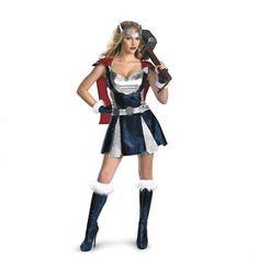 Great Female Superhero Collection Halloween Costumes