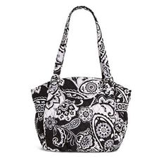 Vera Bradley Womens Glenna Midnight Paisley Tote * Check out the image by visiting the link.
