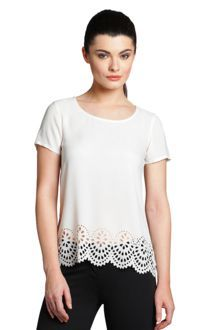 Van Heusen Woman Top, Limited Edition Cut-out Top for women at Trendin.com ... designed by Deepika Padukone