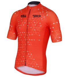 The Intergalactic Bodyline jersey is brand new for AW16. Based on our outstanding Bodyline Jersey that fits just-so, the subtle but super stylish design will make you the envy of the Herd.  Utilising a stunning orange base colour to make sure you stand out on the road. Fully loaded with raw cut sleeves, YKK zippers, 4 pockets (one zipped stash pocket) and 4-way stretch plus UV protection this short sleeve cycling jersey is a real winner. Scroll down for sizing ad details...