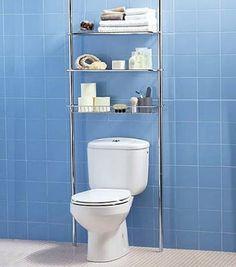 storage bathroom