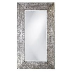 Bathroom Mirrors New Zealand metal industrial rivet mirror | industrial, metals and bamboo bathroom
