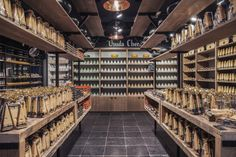 Amsterdam Cheese Store by studiomfd, Amsterdam – Netherlands » Retail Design Blog