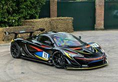 """McLaren P1 GTR """"James Hunt"""" @ #Goodwood FoS"""