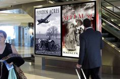 Foxden Acres & Applause by Madalyn Morgan featured at Look 4 Books www.look4books.co.uk