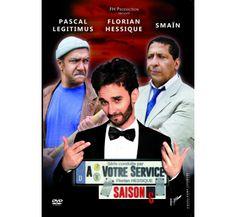A VOTRE SERVICE S3 - DVD
