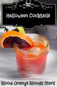 #Halloween Cocktail