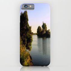 Sunrise, River, River Bank, Bouncing light, Winding River, Karma, Sky, Landscape, Nature.