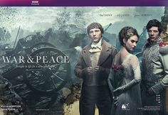 War and Peace - BBC International for MipCom 2015