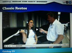 Miss Mopar in Classic Restos with Fletch!! http://www.c31.org.au/schedule/view/episode/98000