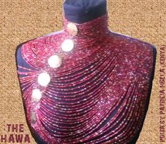 Contemporary African Women's wear, Contemporary African Beaded Jewellery, African Fashion, designed by Patricia Mbela of Poisa (Kenya)