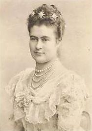 Maria Isabella of Württemberg (1871-1904) wife of  Princess Johann Georg of Saxony,