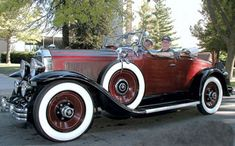 The 1929 McLaughlin Buick Roadster (Model 44)