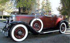 The 1929 McLaughlin Buick Roadster (Model 44)