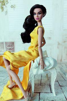 Glamorous Darling Poppy Parker | Flickr - Photo Sharing!