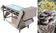 Hot Selling Mushroom Cutting Machine, China Vegetable Processing Machines Supplier
