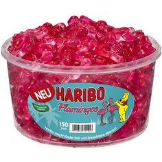 Haribo flamingo gummies!