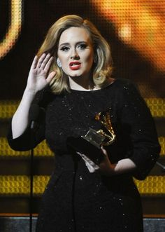 Adele's 'Rolling in the Deep' wins best song Grammy