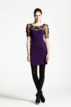Temperley London Pre-Fall 2011 Collection Slideshow on Style.com