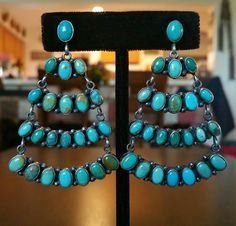 Check out this item in my Etsy shop https://www.etsy.com/listing/259077062/native-american-turquoise-and-silver