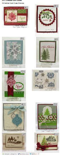Christmas Card Choices