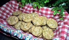 Diétás nasi recept: Brokkolis fitt pogácsa Fitt, Cookies, Desserts, Crack Crackers, Tailgate Desserts, Deserts, Biscuits, Postres, Cookie Recipes