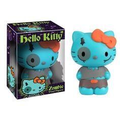 HELLO KITTY FUNKO POP! HALLOWEEN EXCLUSIVE ZOMBIE 4  VINYL FIGURE