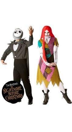 The nightmare before christmas sexy sally adult costume costumes great couples halloween costume idea official jack sally costumes from the nightmare before christmas solutioingenieria Choice Image
