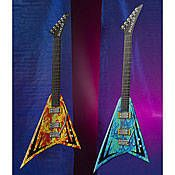 Rock Star Giant Guitars