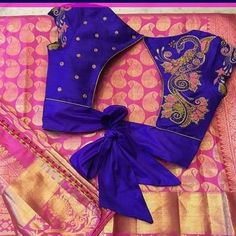 Blouse Designs: Blouse designs imagesAre you searching for the best blouse design images to get beautiful ideas that how to make different designs?So here we have tons of collections of blouse designs different types of patterns and. Blouse Back Neck Designs, New Saree Blouse Designs, Cutwork Blouse Designs, Blouse Designs Catalogue, Best Blouse Designs, Simple Blouse Designs, Stylish Blouse Design, Bridal Blouse Designs, Blouse Styles