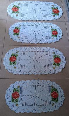 Beading Patterns Free, Free Pattern, Crochet Patterns, Crochet Coaster Pattern, Crochet Table Runner, Crochet Home, Elsa, Wool, Beads