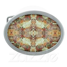 Royal Coins Belt Buckle from Zazzle.com