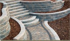 1000 Images About Landscape Wall Ideas On Pinterest