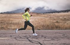 The Runner's Battle: Speed vs. Aerobic Endurance - Page 4 of 4 - Competitor Running