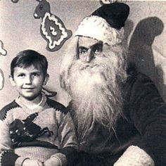 creepy santas from 50s - Yahoo Image Search Results
