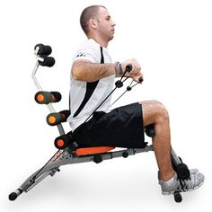 El<strong>Banco de Musculación Six Pack Care</strong>es útil para dar forma a sus<strong>abdominales</strong>, con los<strong>ejercicios para abdominales</strong>podrá endurecer el torso o simplemente reducir centímetros de la cintura.