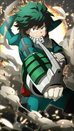 Izuku Midoriya | My Hero Academia