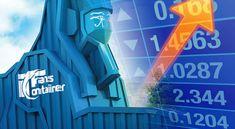 Взлёт бумаг «Трансконтейнера» Цены акций ведущего перевозчика в РФ «Трансконтейнер» двадцать четвёртого апреля увеличились на 13 процентов на Московской биржевой площадке за полдня торговли. В момент бумаги взлетели до 7 тысяч рублей за единицу, после этого немного отошли от предельной отметки. Котировочный подъём случился после того, как фирма отчиталась о шестидесятипроцентном увеличении чистого заработка по Российским стандартам бухгалтерской отчётности.#lblv #lblvотзывы #lblv_com… Neon Signs