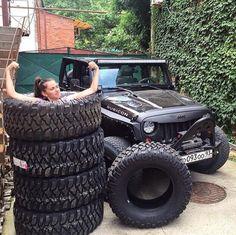 Tuff tires