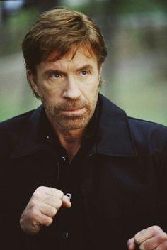 Happy birthday to Walker, Texas Ranger himself, Chuck Norris. 77 years old today!