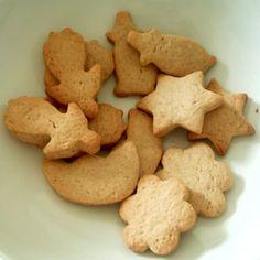 Receitas - Biscoitos de manteiga - Petiscos.com
