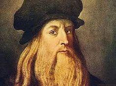 Dit is Leonardo da vici. Hij komt uit Italië. Hij was een van de bekendste kunstenaars ui de renaissance. Renaissance: het gedeelten uit de Europese geschiedenis waarin het denken en de kunst weer centraal werd gesteld