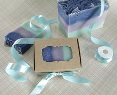 D.I.Y. Soap Packaging