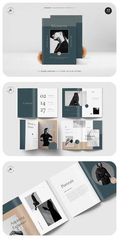 Portfolio Design Layouts, Indesign Portfolio, Book Design Layout, Print Layout, Graphic Design Layouts, Web Design, Photography Portfolio Layout, Product Design Portfolio, Book Design Templates